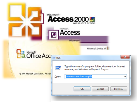 Compile Access? What About Decompiling Microsoft Access