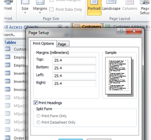 ms access report designs Archives - Access Database Tutorial