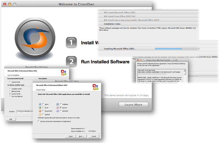 microsoft office for mac 1 user 2 installs