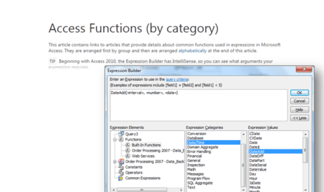 using ms access functions Archives - Access Database Tutorial