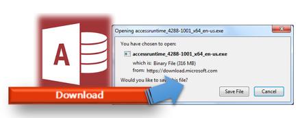 microsoft 2016 access download