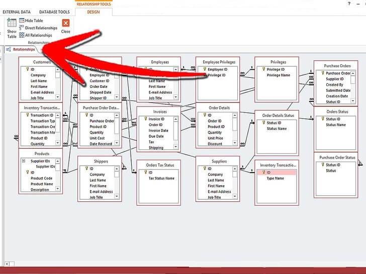 MicrosoftAccess Database