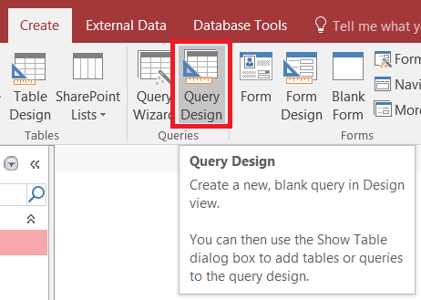 Creating an Append Query in Microsoft Access database-Access