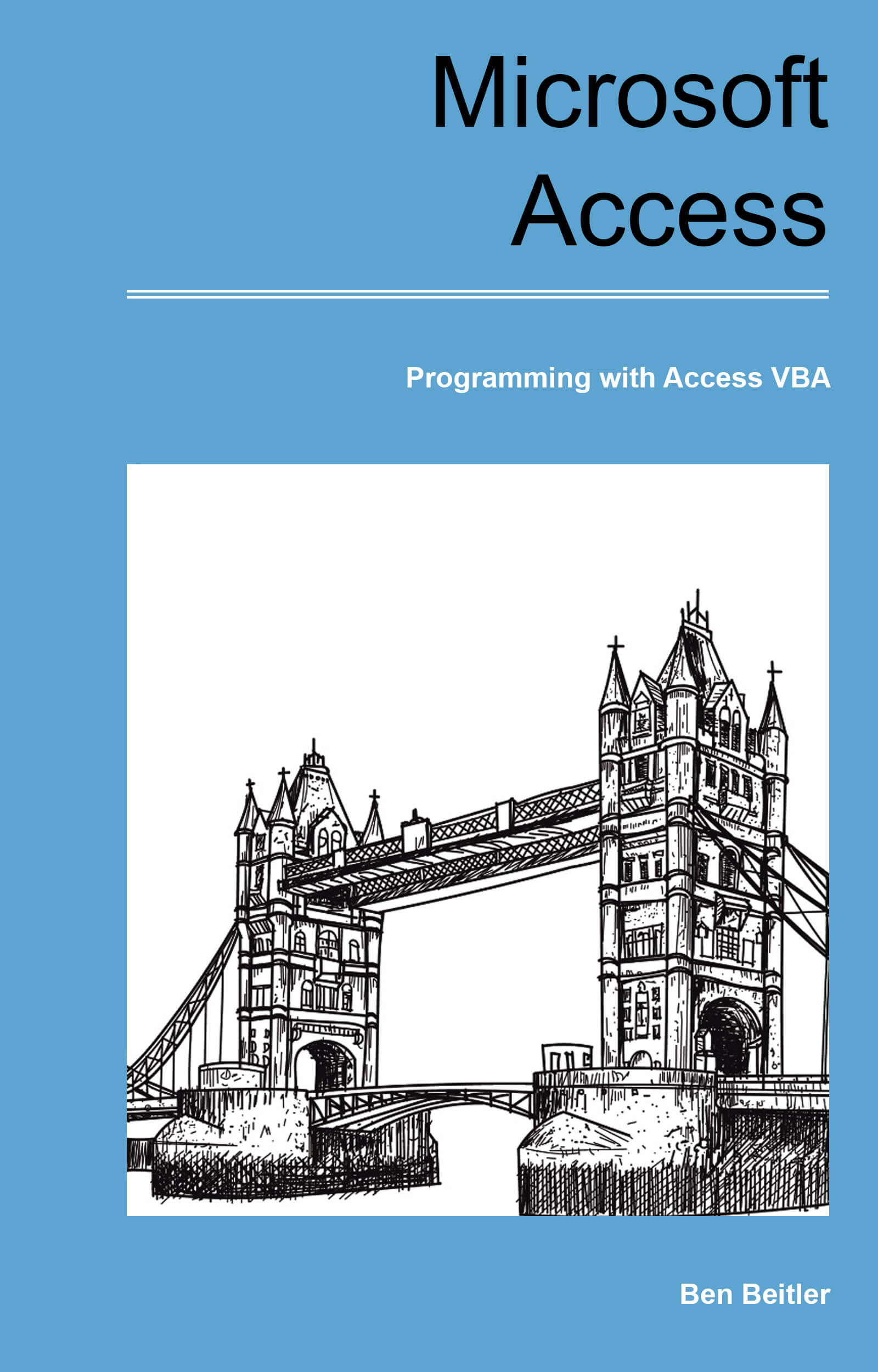 Microsoft Access VBA Programming eBook