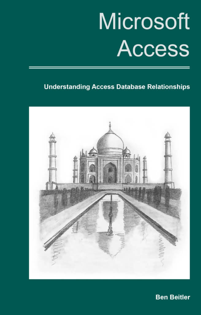 build an access database relationships  rdbms  2016 ebook